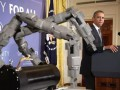 各国国家领导人都与哪些机器人结缘;