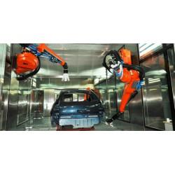 汽车制动鼓喷涂机器人