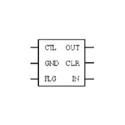 深圳AIC6151 85uA静态电源电流高压侧电源开关推荐